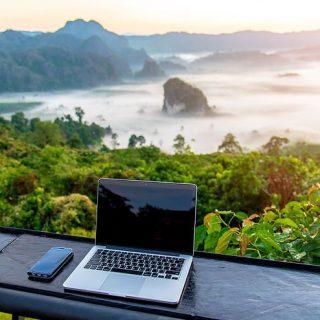 Meilleures destinations pour les nomades digitaux en Thaïlande