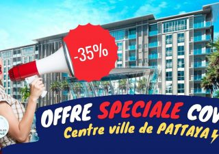 Investir à Pattaya : les offres spéciales Covid